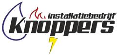 Knoppers Installatiebedrijf Friesland Logo
